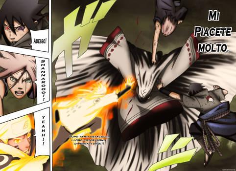 Naruto 689 : Team 7's Last Mission