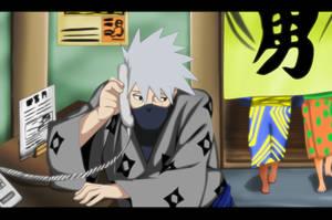 Naruto 700+2: Kakashi Hatake by IIYametaII