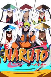 Naruto Volume 49: The Kage Summit Begins!! by IIYametaII