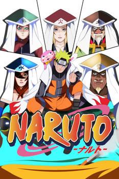 Naruto Volume 49 v.2: The Kage Summit Begins!! by IIYametaII