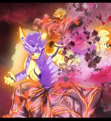 Boruto Chapter 8: Battle of Titans by IIYametaII