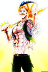 The one who stays at the top: Escanor