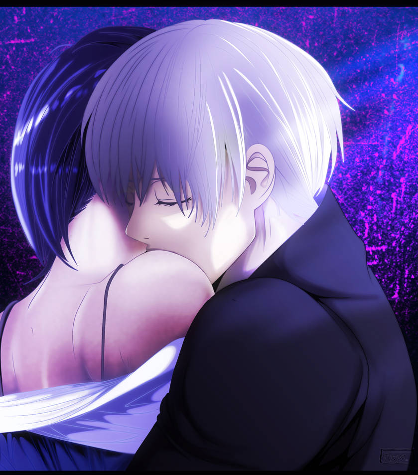 Tokyo Ghoul RE Chapter 131: Ghoul's Marriage by IIYametaII