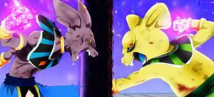 Dragon Ball Super 29: Beerus vs. Quitela