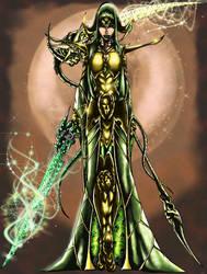 FACHHILLIS  Goddess of Death