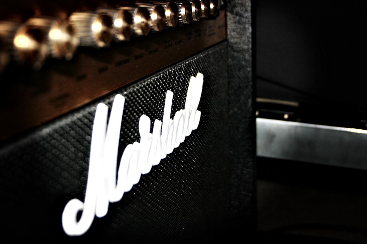 Marshall Amp By Anttzz On DeviantArt
