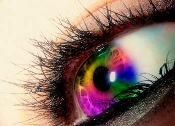 Eyes by mengqingfei