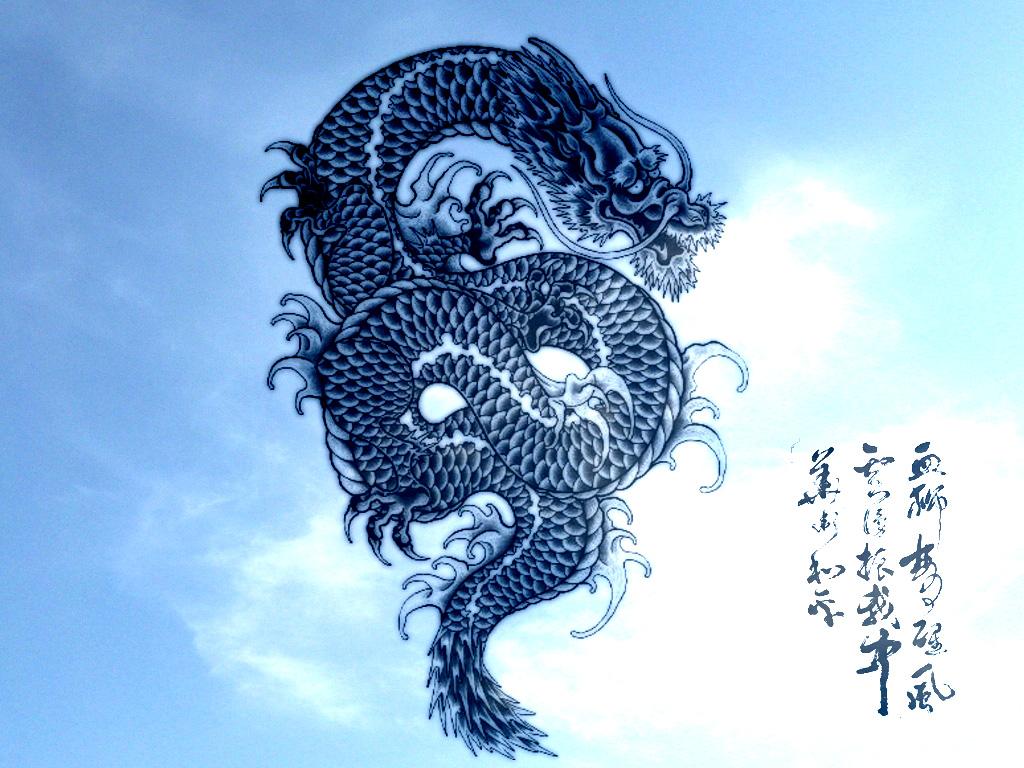 Kumpulan Chinese Dragon Sign