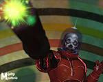 Martian Clown