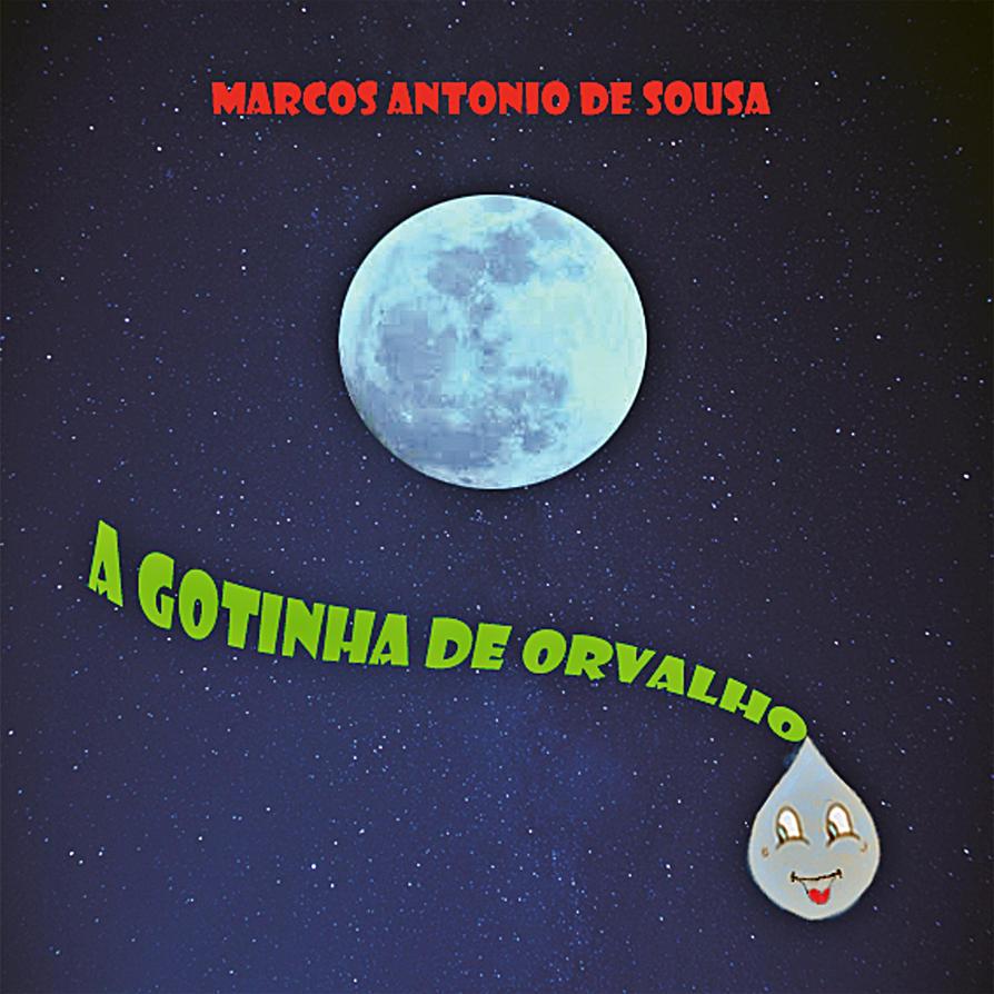 Capa do livro A Gotinha de Orvalho by marcos941