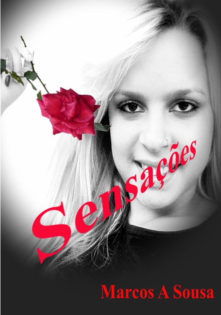 Capa II do livro Sensacoes by marcos941
