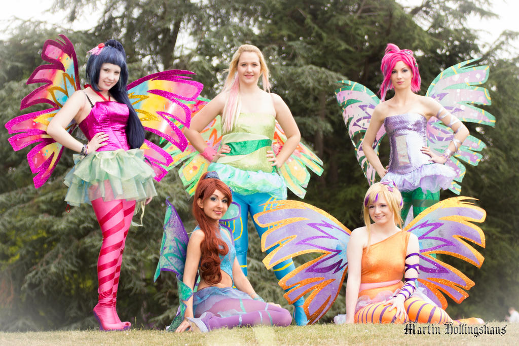winx club wallpapers