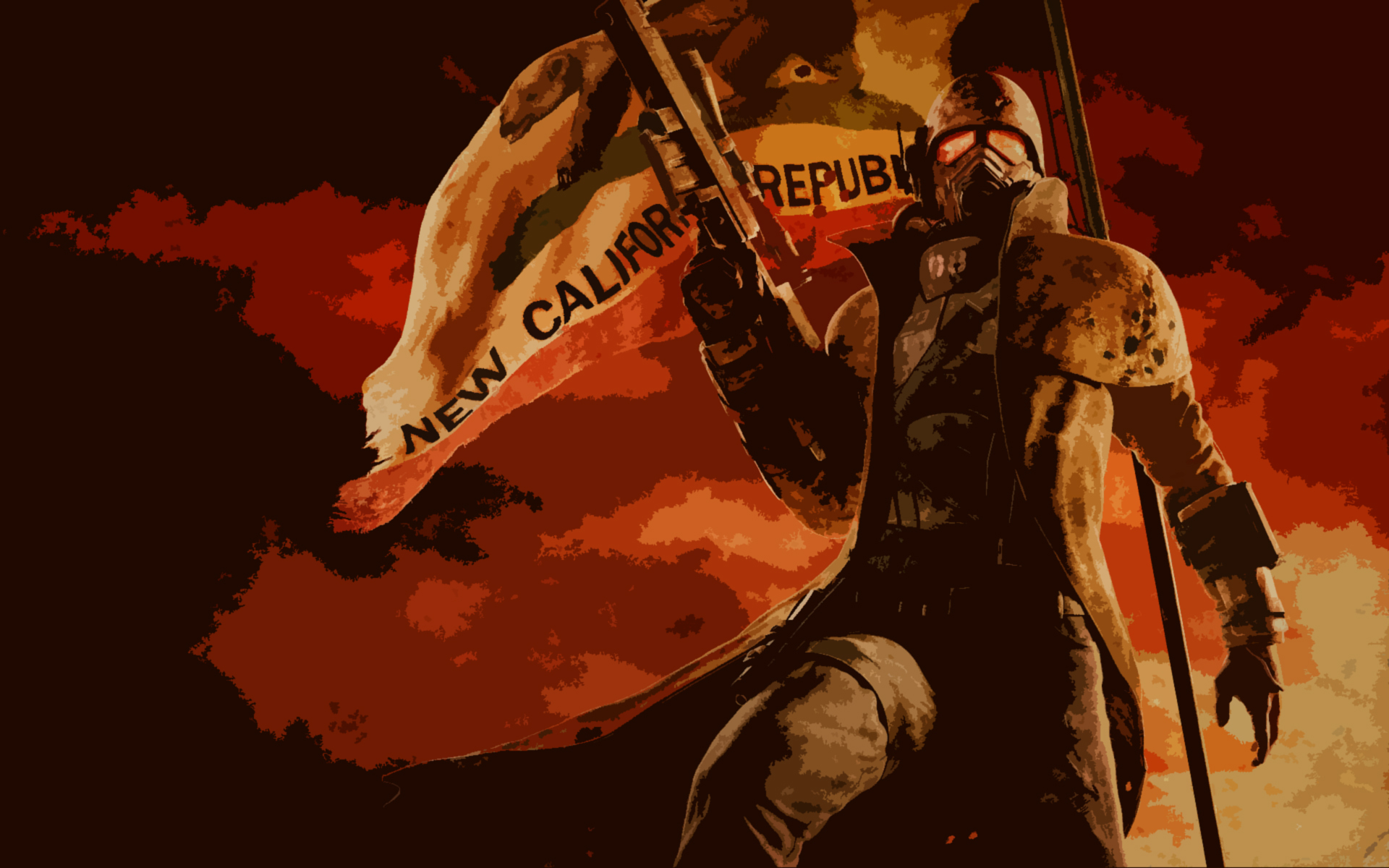 NCR Now and Forever by TheOtherGuy101