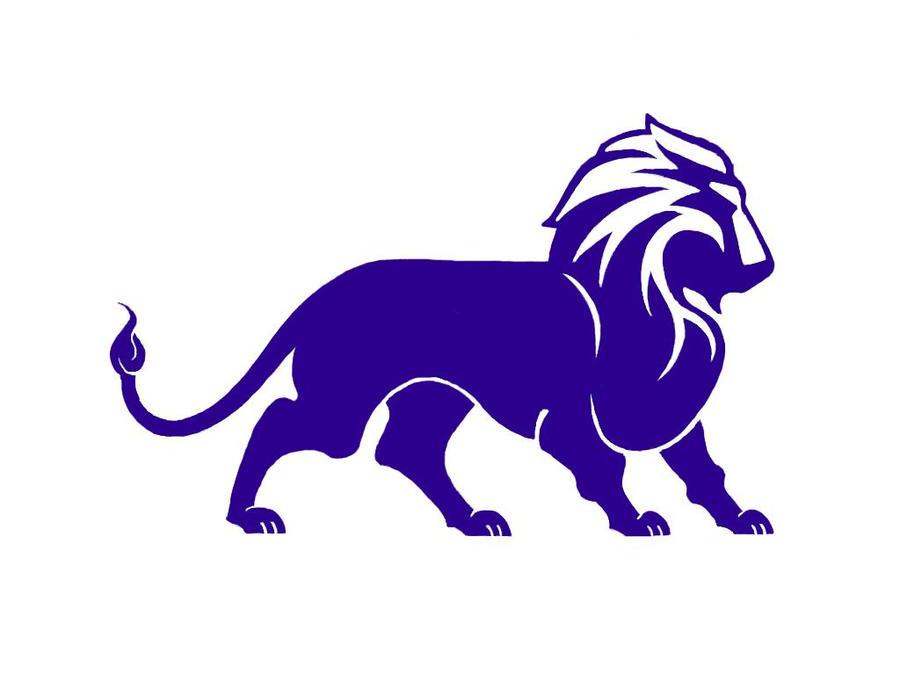 Lion Logo No Eye By Wackyfiasco On Deviantart