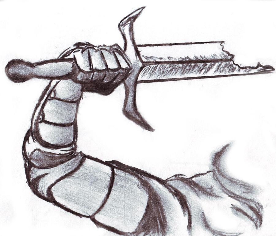 Armitael Gaiden: LM Edition Broken_blade_by_davidachilles-d33mexo