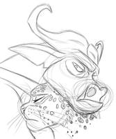 'I trust you' WIP by The-Ravens-Of-Moraea