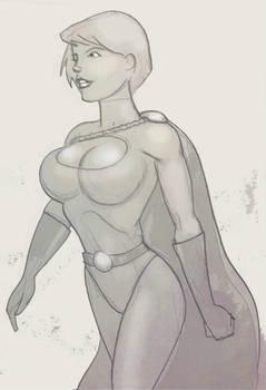 Power Girl 0640