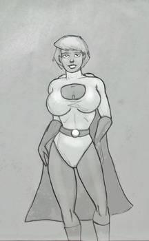 Power Girl 0653
