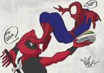 Sup Deadpool :3 colour