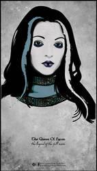 The Queen Of Lycan