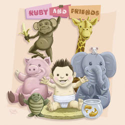 Ruby and Friends