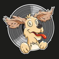 Drunk Dog Funk - Logo