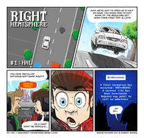 Right Hemisphere #001 - HAL