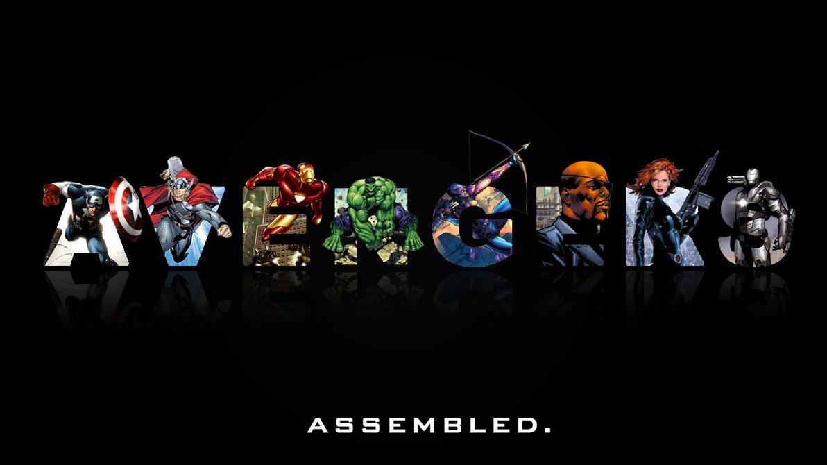 Most Inspiring Wallpaper Mac Avengers - avengers_assembled_by_genzone-d48em4g  Gallery_49421.jpg