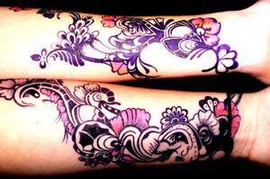Tattoosssss by GottaBeCreative