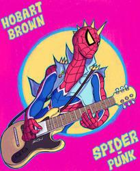 Spider-Punk (Masked) by SparkAdam