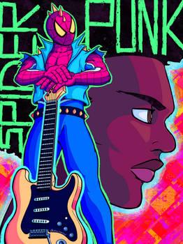The Spider-Punk