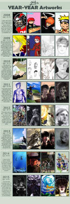 2008-2015 artworks
