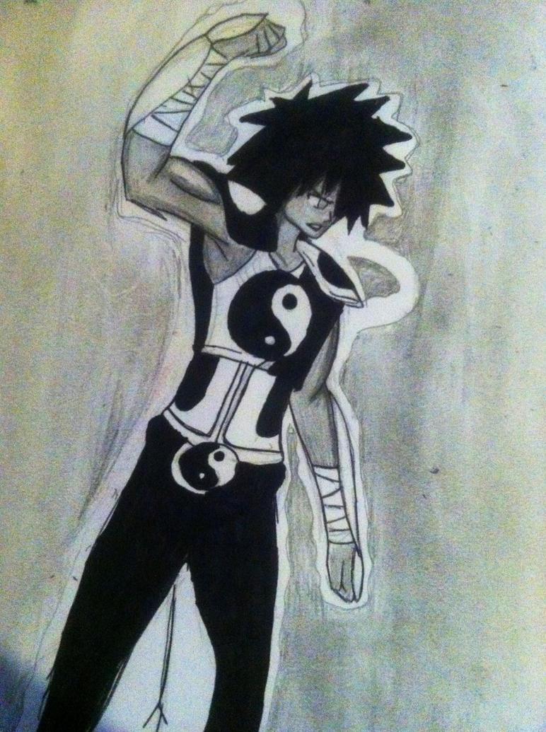OC: Hikaru Sprit Armor by Noir98