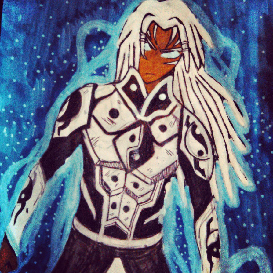 Knight of Benevolence by Noir98