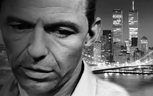 Frank Sinatra Wallpaper by Gazgoyle