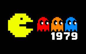 Pacman Wallpaper by Gazgoyle