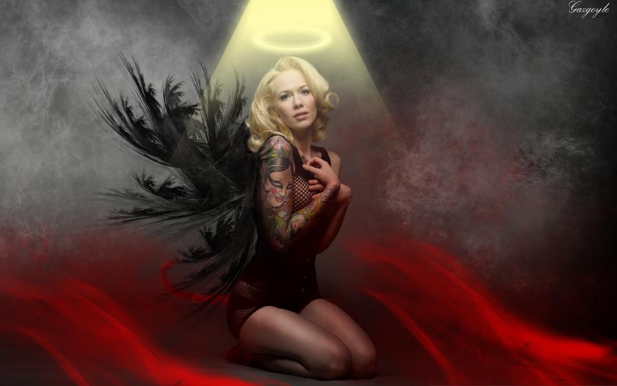 evil ange