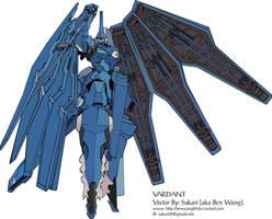 Vardant Vector by benwang89