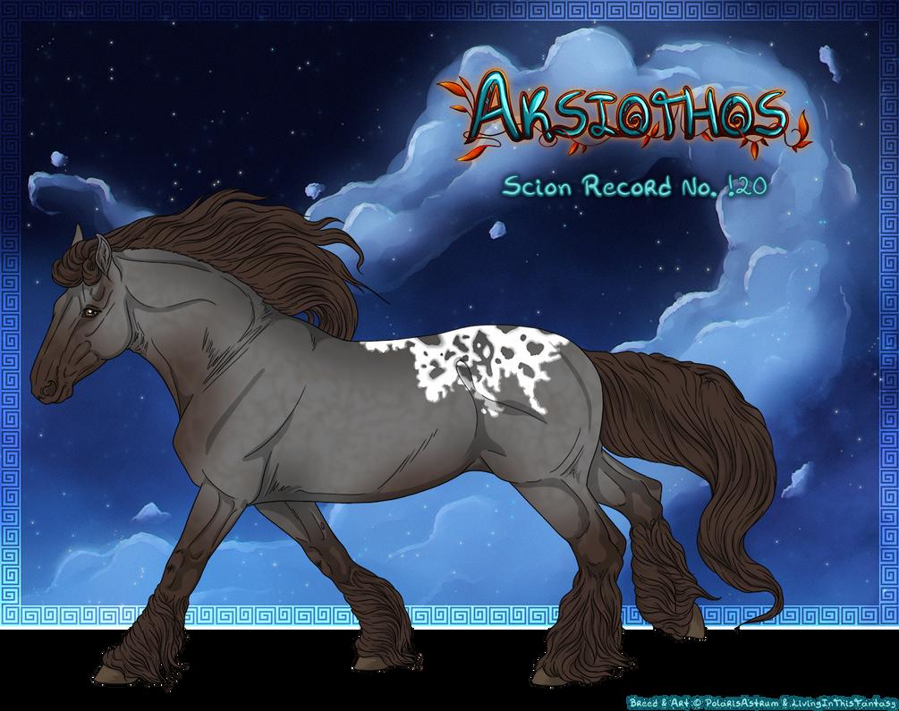 Aksiothos Scion No. !20