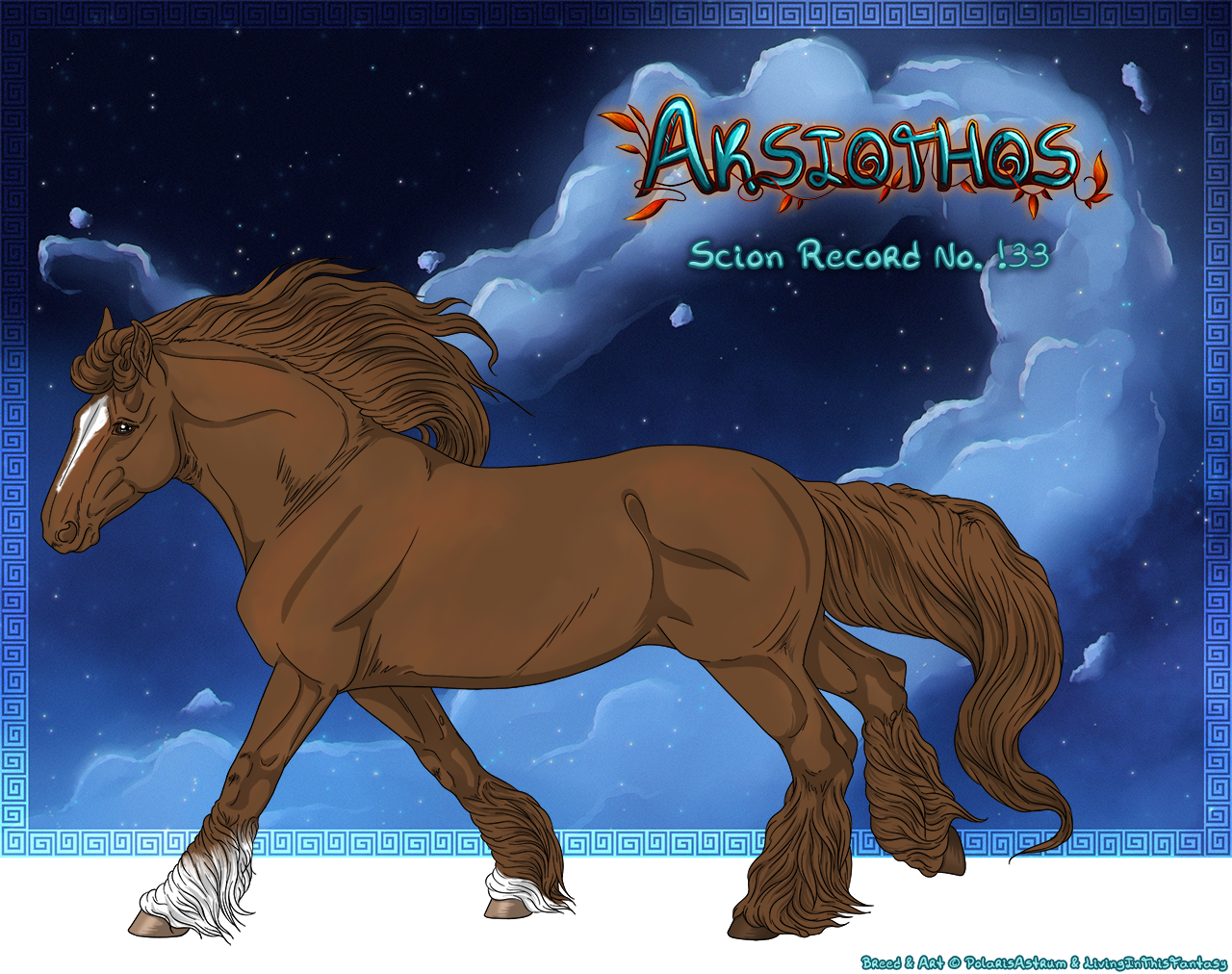 Aksiothos Scion No. !33
