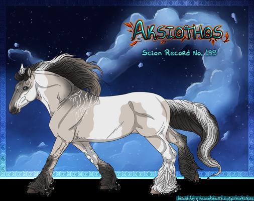 Aksiothos Scion No. !39