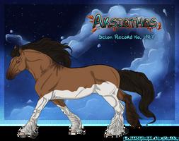 Aksiothos Scion No. !127 by AksiothosDesign