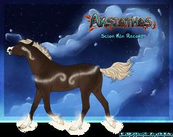 Aksiothos Scion Kin No. !1258 by AksiothosDesign