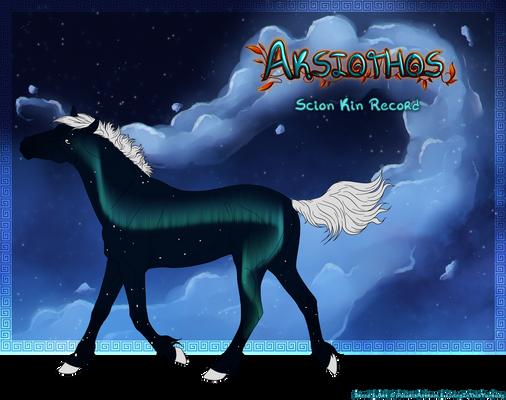 Aksiothos Scion Kin No. !1175