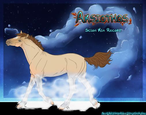 Aksiothos Scion Kin No. !1323