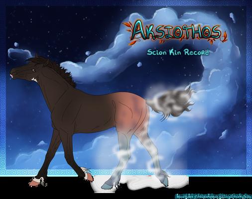 Aksiothos Scion Kin No. !1211
