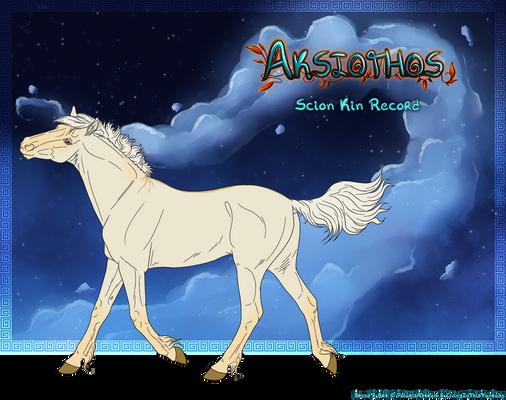 Aksiothos Scion Kin No. !1301
