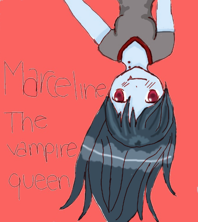 adventure time marceline anime style by 11gothgirl on ...