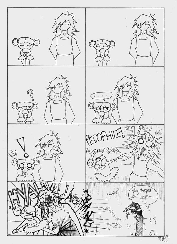 Pedo Comic by whiteshadows26