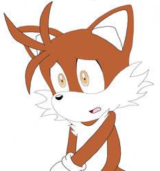 Alex the Fox by warriormoonnight